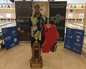 2018 Champion Dexter Wiseman